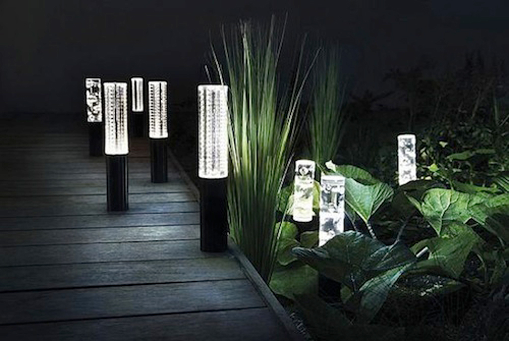 Grow lights home garden on deluxe interior for Fixture exterieur led