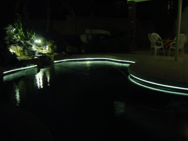 Inground swimming pool lights On WinLights.com | Deluxe ...