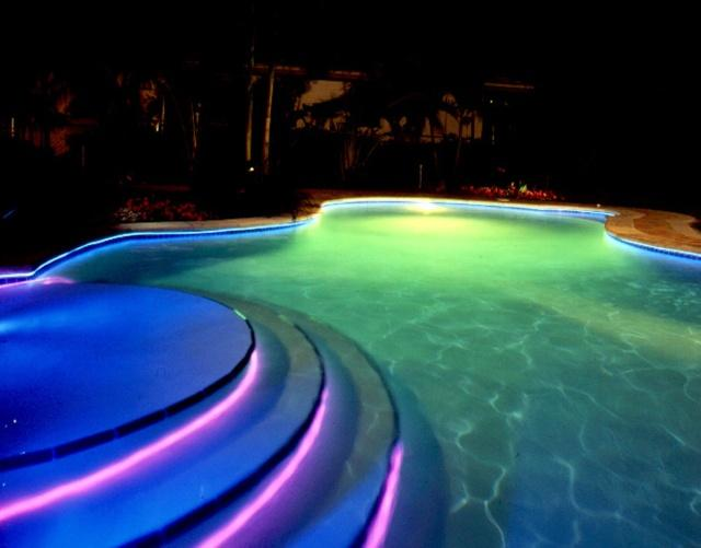 Lighting Pool On Winlights Com Deluxe Interior Lighting