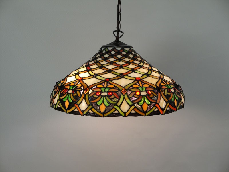tiffany stained glass lighting on deluxe. Black Bedroom Furniture Sets. Home Design Ideas